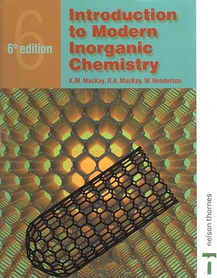 Introduction to Modern Inorganic Chemistry - MacKay, K M
