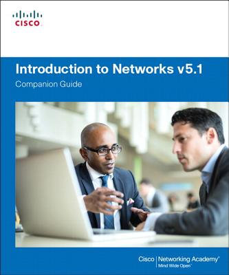 Introduction to Networks Companion Guide v5.1 - Cisco Networking Academy