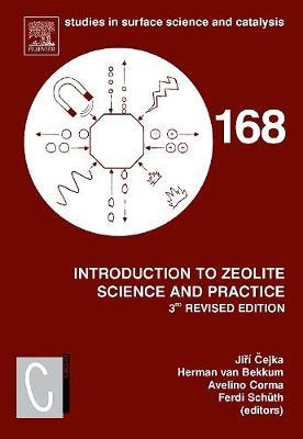 Introduction to Zeolite Molecular Sieves - Cejka, Jiri, and van Bekkum, Herman, and Corma, A