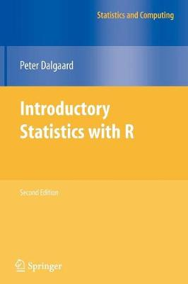 Introductory Statistics with R - Dalgaard, Peter