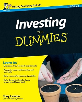 Investing For Dummies - Levene, Tony