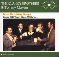 Irish Drinking Songs [Tradition] - The Clancy Brothers & Tommy Makem