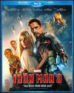 Iron Man 3 [2 Discs] [Blu-ray/DVD]