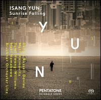 Isang Yun: Sunrise Falling - Christoph Bielefeld (harp); Dennis Russell Davies (piano); Maki Namekawa (piano); Matt Haimovitz (cello);...
