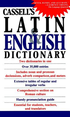 Cassell's Concise Latin and English Dictionary - Simpson, D P, and Cassell