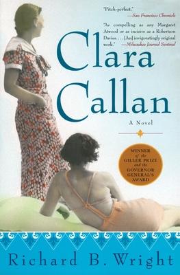 Clara Callan - Wright, Richard Bruce
