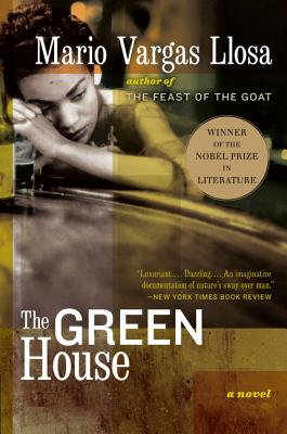 The Green House - Vargas Llosa, Mario, and Rabassa, Gregory (Translated by)