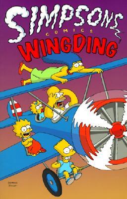 Simpsons Comics Wingding - Groening, Matt