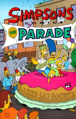 Simpsons Comics on Parade - Groening, Matt