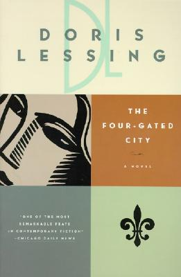 The Four Gated City - Lessing, Doris May