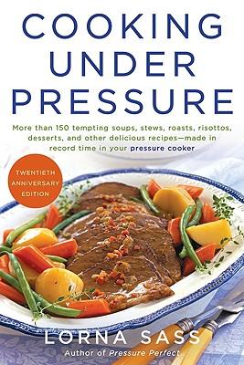 Cooking Under Pressure - Sass, Lorna
