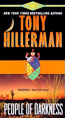 People of Darkness - Hillerman, Tony