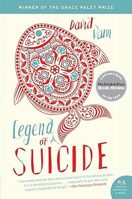 Legend of a Suicide - Vann, David