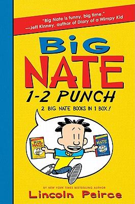 Big Nate 1-2 Punch: 2 Big Nate Books in 1 Box!: Includes Big Nate and Big Nate Strikes Again -