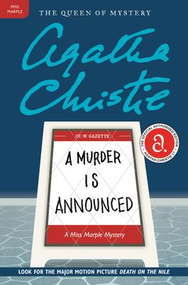 A Murder Is Announced - Christie, Agatha