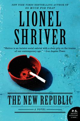 The New Republic - Shriver, Lionel