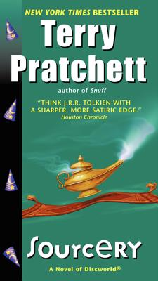 Sourcery - Pratchett, Terry