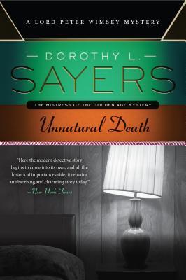 Unnatural Death - Sayers, Dorothy L