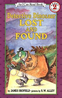 Detective Dinosaur Lost and Found -