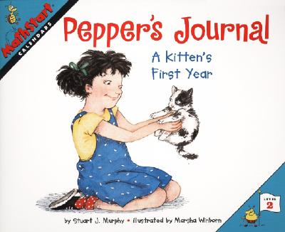 Pepper's Journal: A Kitten's First Year -