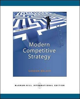 Modern Competitive Strategy - Walker, Gordon
