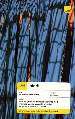 Teach Yourself Hindi Complete Course (Book Only) - Snell, Rupert, and Weightman Simon, and Snell Rupert