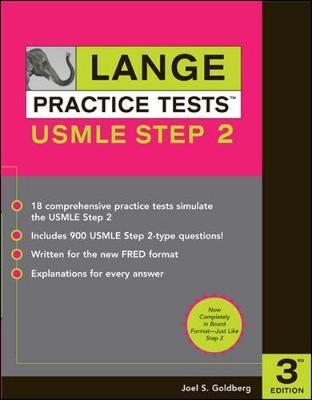 Lange Practice Tests USMLE Step 2 - Goldberg, Joel S