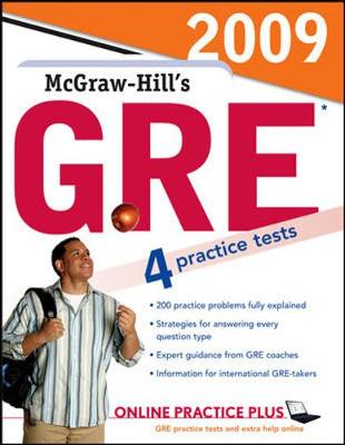McGraw-Hill's GRE: Graduate Record Examination General Test - Dulan, Steven W, and Advantage Education