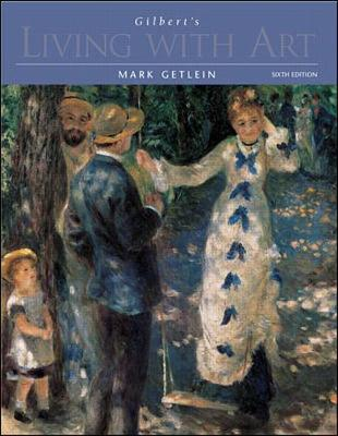 Gilbert's Living with Art W. CD-ROM and Timeline - Getlein, Mark