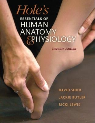 Hole's Essentials of Human Anatomy & Physiology - Shier, David, and Butler, Jackie, and Lewis, Ricki