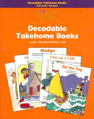 Decodable Takehome Books: Level 1: Practice Books 1-48 - McGraw-Hill (Creator)