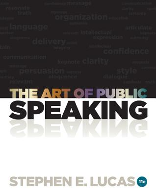Looseleaf for the Art of Public Speaking - Lucas, Stephen