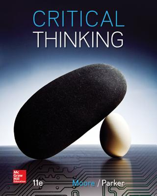 Critical Thinking - Moore, Brooke Noel, and Parker, Richard