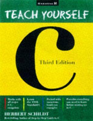 Teach Yourself C - Schildt, Herbert