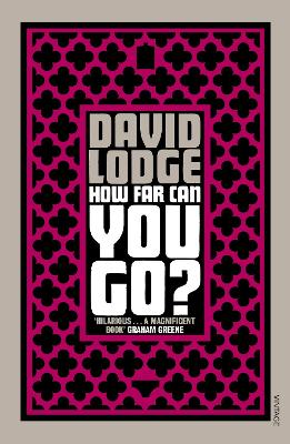 How Far Can You Go - Lodge, David