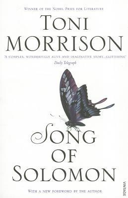 Song of Solomon: A Novel - Morrison, Toni