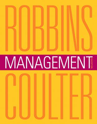 Management - Robbins, Stephen P., and Coulter, Mary