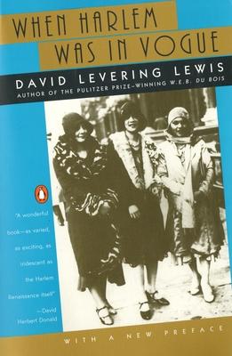 When Harlem Was in Vogue - Lewis, David Levering