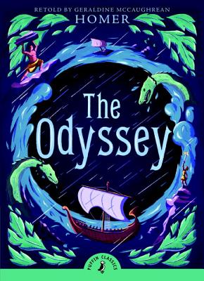 The Odyssey - Homer, and McCaughrean, Geraldine (Retold by), and Ambrus, Victor G
