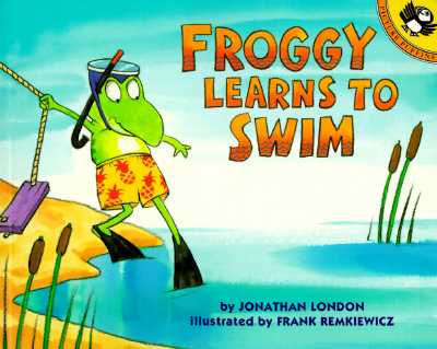 Froggy Learns to Swim - London, Jonathan