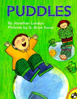 Puddles - London, Jonathan