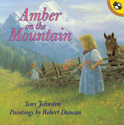 Amber on the Mountain - Johnston, Tony