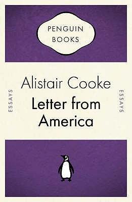 Letter from America - Cooke, Alistair, and Levitt, Steven D.