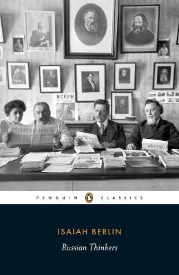 Russian Thinkers - Berlin, Isaiah, and Hardy, Henry (Editor), and Kelly, Aileen (Introduction by)
