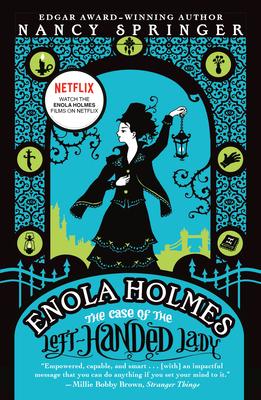 The Case of the Left-Handed Lady - Springer, Nancy