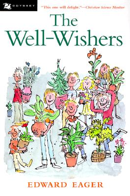 The Well-Wishers - Eager, Edward