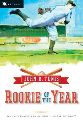 Rookie of the Year - Tunis, John Roberts, and Brooks, Bruce (Introduction by)