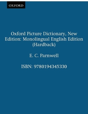 The New Oxford Picture Dictionary - Parnwell, E C