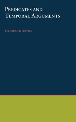 Predicates & Temporal Arguments - Fernald, Theodore B