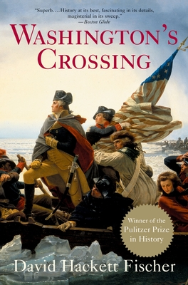 Washington's Crossing - Fischer, David Hackett